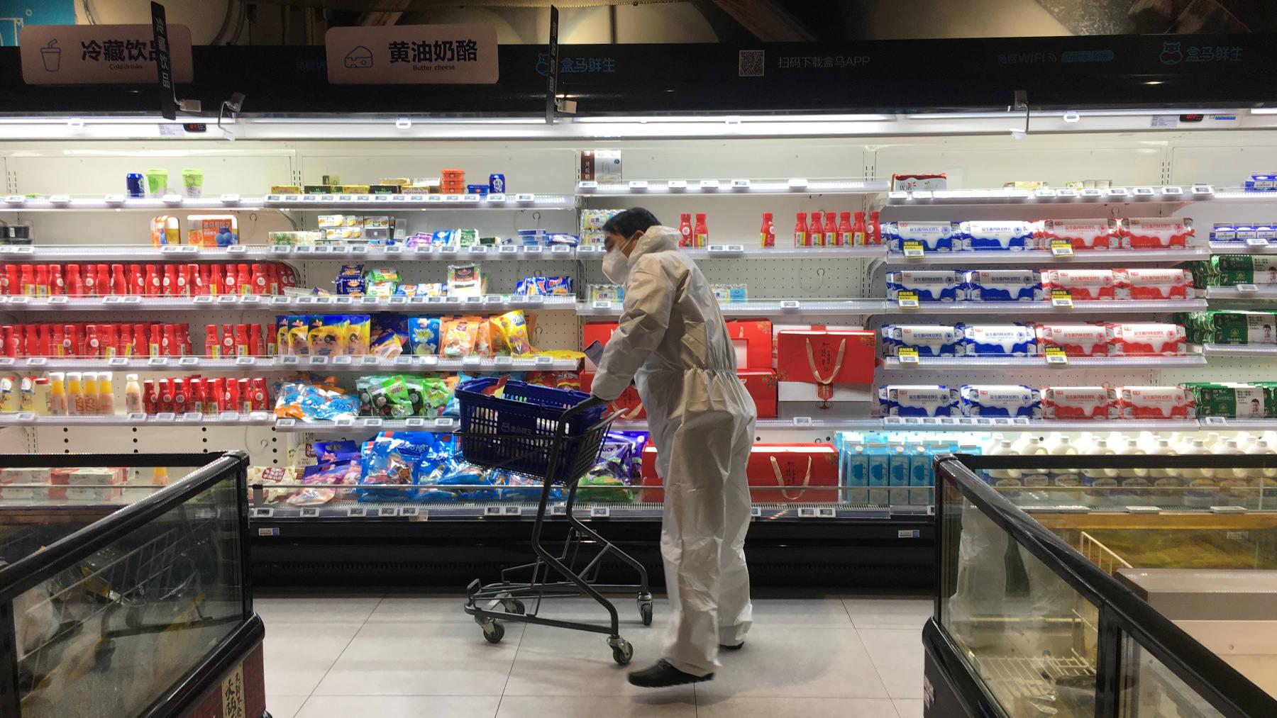 Nhu cầu của khách hàng đối Alibaba tăng nhanh giữa dịch virus corona - Ảnh 1.