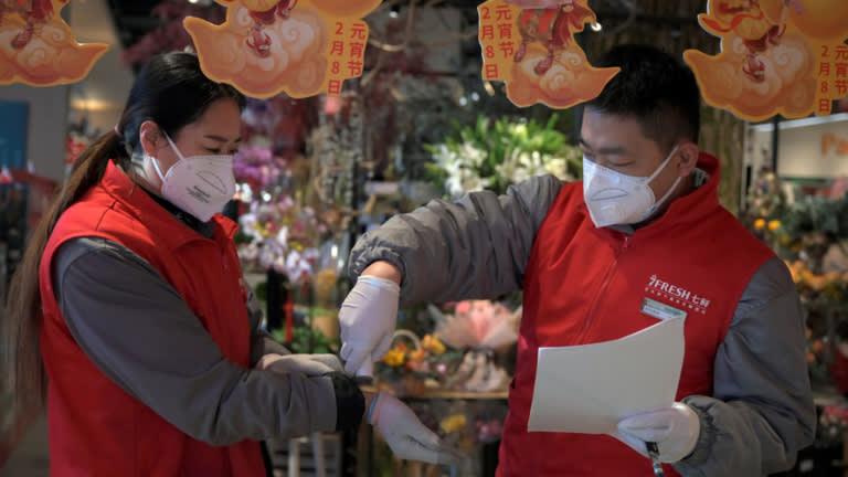 Nhu cầu của khách hàng đối Alibaba tăng nhanh giữa dịch virus corona - Ảnh 2.