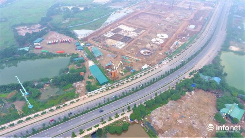 Hà Nội: Cận cảnh tuyến đường Nguyễn Xiển - Xa La nghìn tỉ vừa thông xe - Ảnh 14.