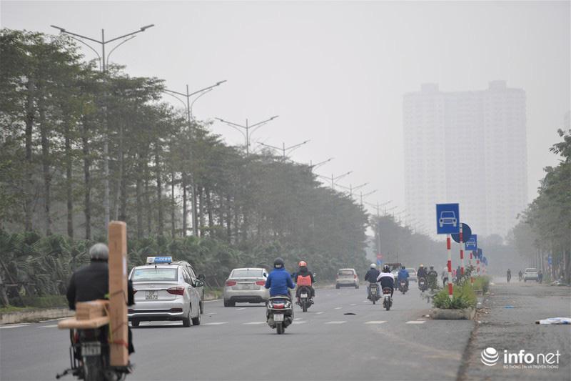 Hà Nội: Cận cảnh tuyến đường Nguyễn Xiển - Xa La nghìn tỉ vừa thông xe - Ảnh 4.