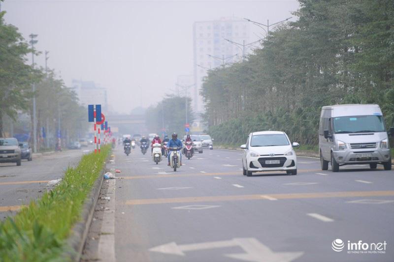 Hà Nội: Cận cảnh tuyến đường Nguyễn Xiển - Xa La nghìn tỉ vừa thông xe - Ảnh 6.