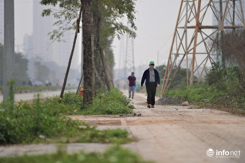 Hà Nội: Cận cảnh tuyến đường Nguyễn Xiển - Xa La nghìn tỉ vừa thông xe - Ảnh 7.