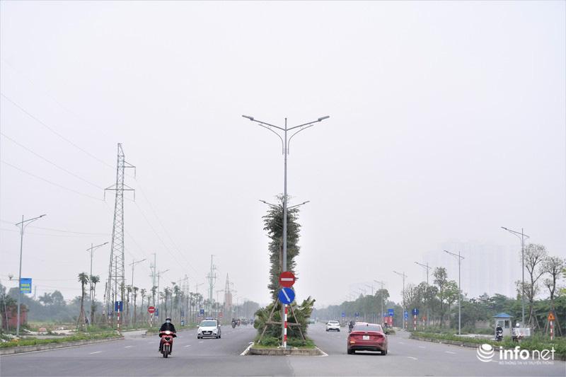 Hà Nội: Cận cảnh tuyến đường Nguyễn Xiển - Xa La nghìn tỉ vừa thông xe - Ảnh 9.