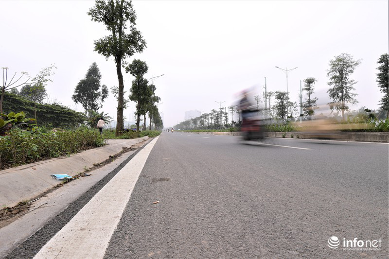 Hà Nội: Cận cảnh tuyến đường Nguyễn Xiển - Xa La nghìn tỉ vừa thông xe - Ảnh 13.