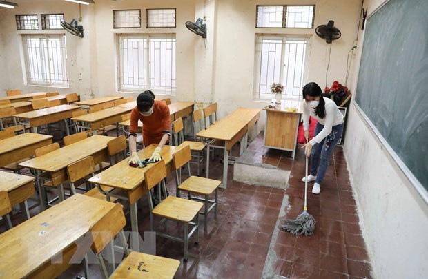 """""""Phải đảm bảo an toàn, sức khỏe cho học sinh khi đi học trở lại"""" - Ảnh 2."""