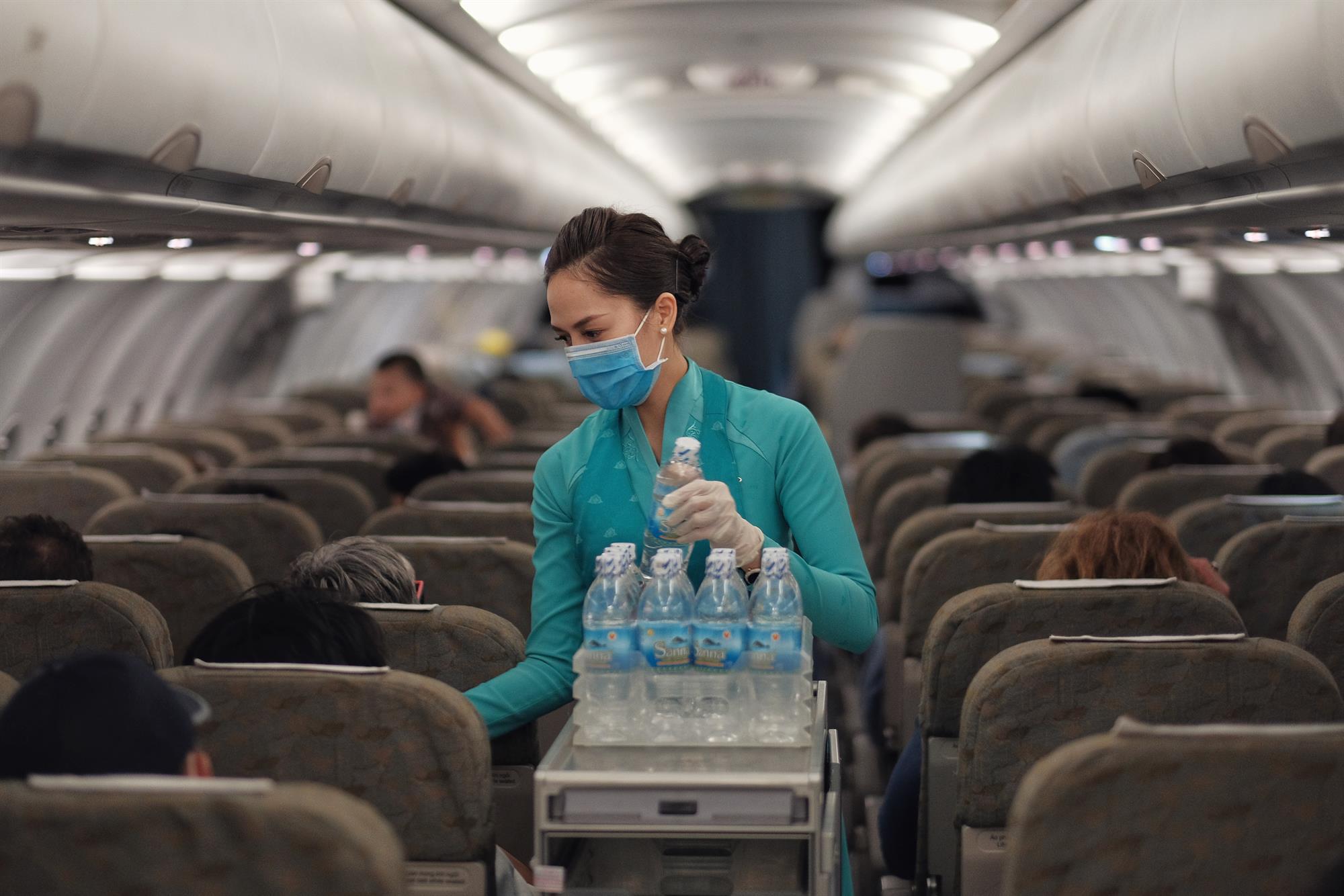 19 đường bay với Trung Quốc bị dừng, Vietnam Airlines tăng chuyến chặng Hà Nội - TP HCM và muốn cho thuê bớt tàu bay - Ảnh 3.