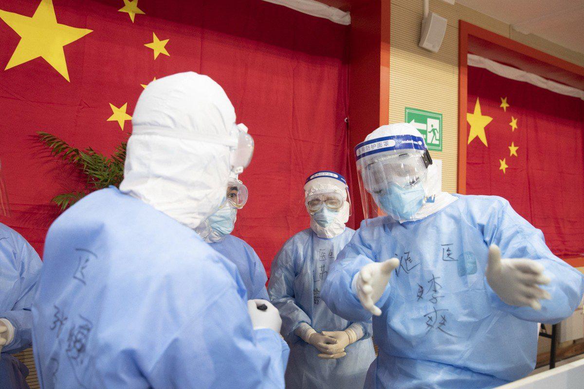 Cập nhật tình hình dịch virus corona (covid-19) 15/2: Thêm 143 người chết, hơn 1.800 ca nhiễm mới tại Trung Quốc - Ảnh 1.