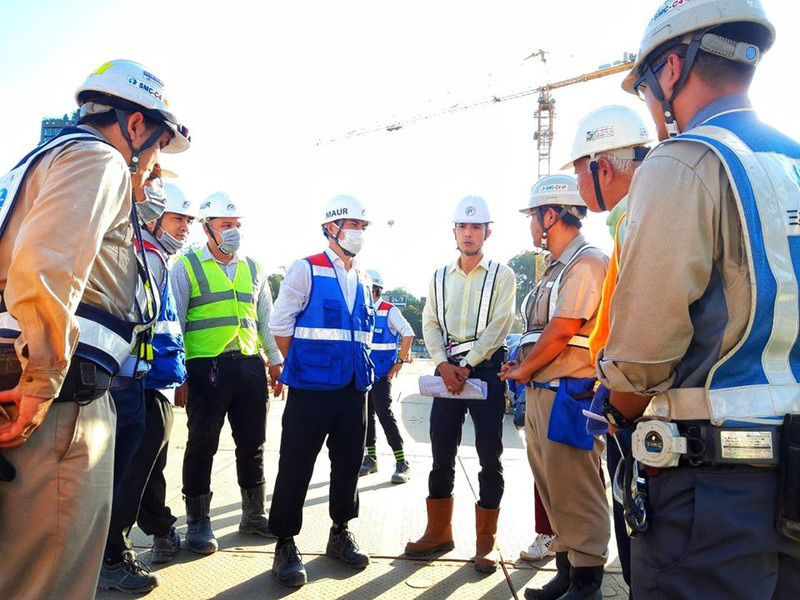 Sắp thông tuyến toàn dự án đường sắt đô thị số 1 - Ảnh 3.