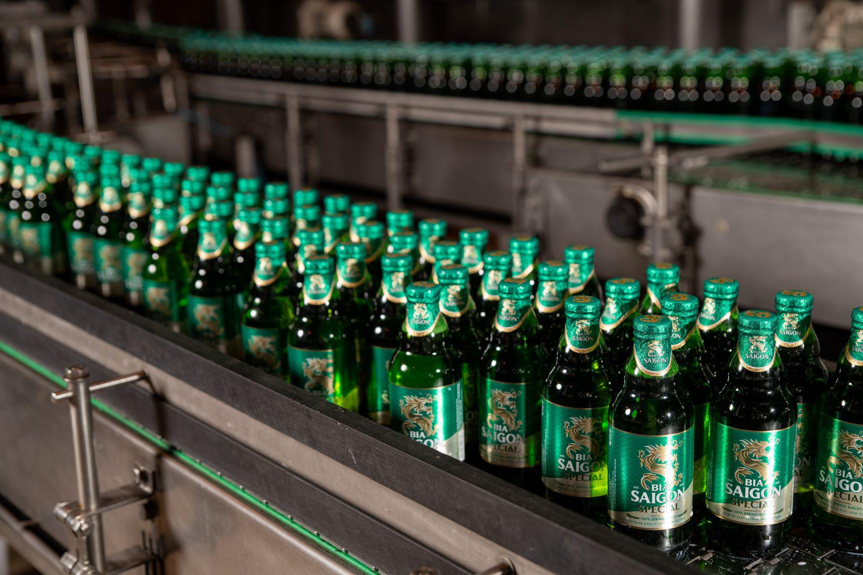 Chưa cần đến tác động của Nghị định 100 hay dịch bệnh covid-19, sản lượng bán bia của Sabeco đã giảm 6% trong quí gần nhất - Ảnh 1.