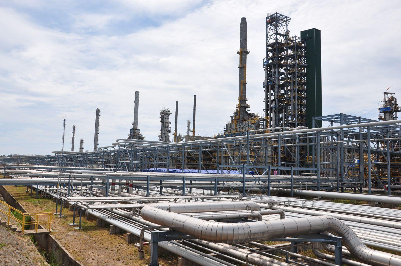 BSR đẩy mạnh chế biến sử dụng dầu thô nhập khẩu - Ảnh 1.