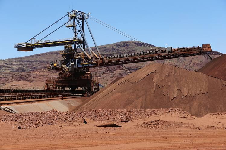 Giá thép xây dựng hôm nay (18/2): Giá quặng sắt chạm mức cao nhất 3 tuần khi lãi suất cho vay cắt giảm và lượng hàng tồn kho giảm - Ảnh 1.