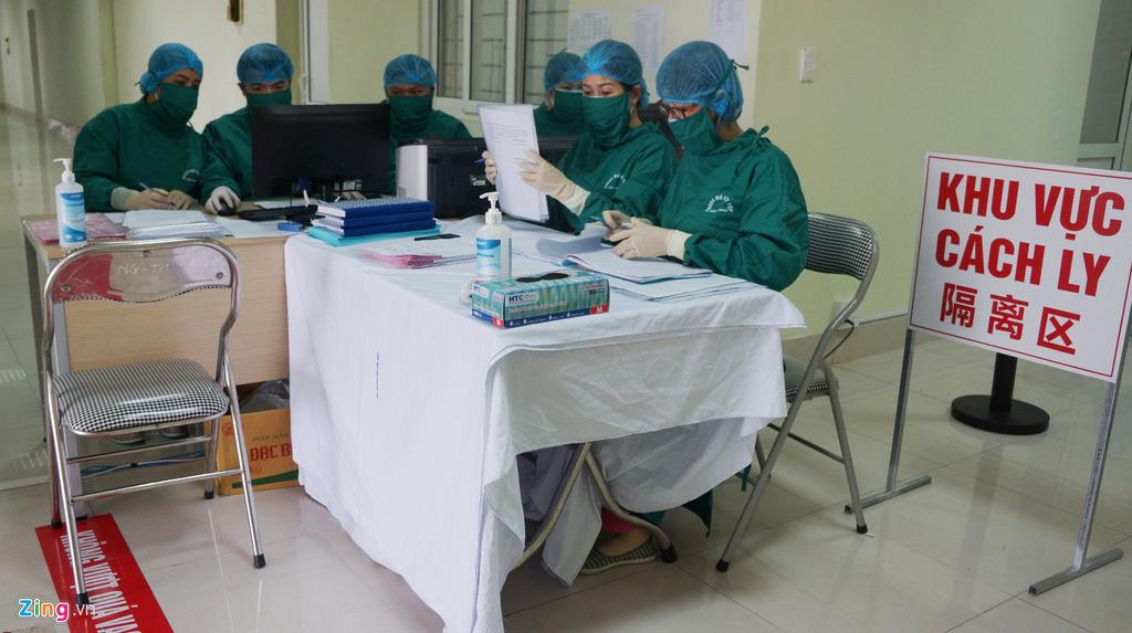 Khu cách li người có nguy cơ nhiễm virus corona ở Hải Phòng - Ảnh 5.
