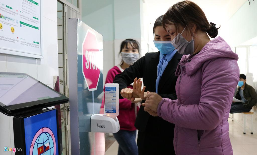 Khu cách li người có nguy cơ nhiễm virus corona ở Hải Phòng - Ảnh 11.