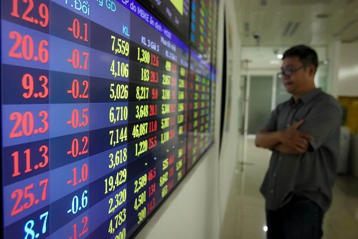 Cổ phiếu ngân hàng tuần qua: 16/18 cổ phiếu giảm giá, vốn hóa toàn ngành giảm gần 61.500 tỉ đồng trong 2 ngày giao dịch đầu tiên của năm Canh Tý - Ảnh 1.
