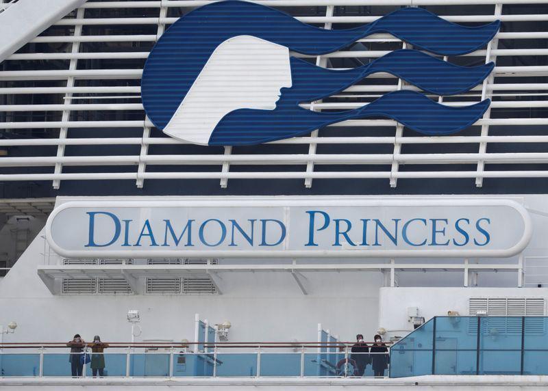 Hai hành khách trên du thuyền Diamond Princess tử vong do virus corona (covid-19) - Ảnh 1.