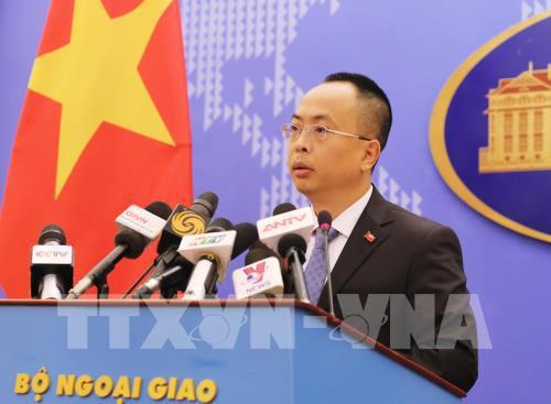 Bộ Ngoại giao lên tiếng trước việc Hoa Kỳ đưa Việt Nam khỏi danh sách nước đang phát triển - Ảnh 1.