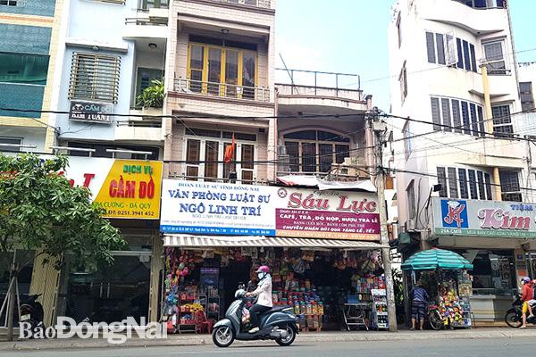 Nhà ống 'chèn ép' không gian đô thị Biên Hòa - Ảnh 4.