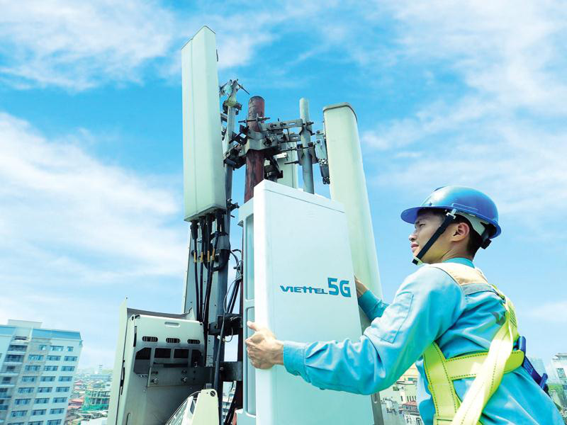 Sớm đấu giá băng tần 5G: Cú hích cho nền kinh tế số - Ảnh 1.