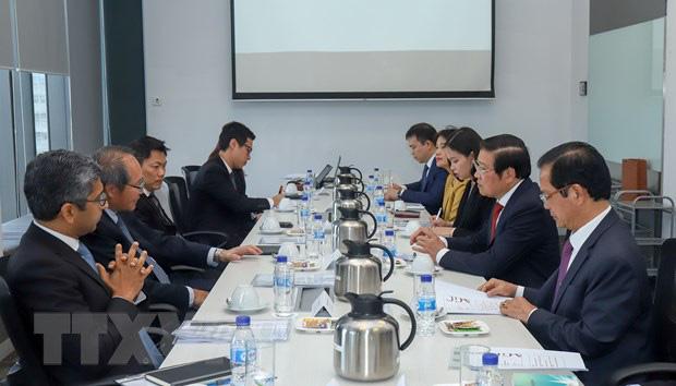 Singapore mong muốn đẩy mạnh quan hệ hợp tác nhiều mặt với Việt Nam - Ảnh 2.