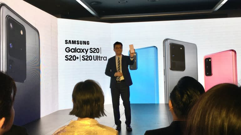 Mặc dịch covid-19, các nhà máy tỉ đô của Samsung tại Việt Nam vẫn hoạt động hết công suất và đã có sẵn kế hoạch dự phòng - Ảnh 1.