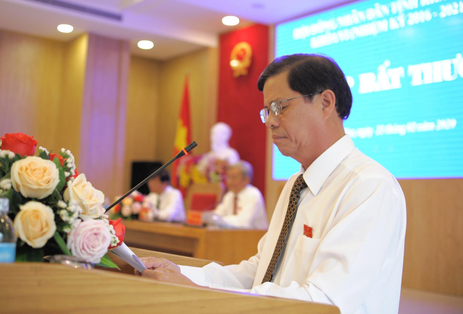 Tân chủ tịch Khánh Hòa Nguyễn Tấn Tuân: Có thể cấp sổ cho condotel trên địa bàn tỉnh - Ảnh 1.