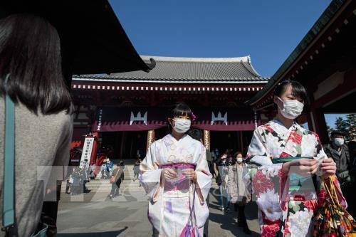 Dịch COVID-19: Nhật Bản cân nhắc dùng thuốc Avigan để điều trị cho bệnh nhân - Ảnh 1.