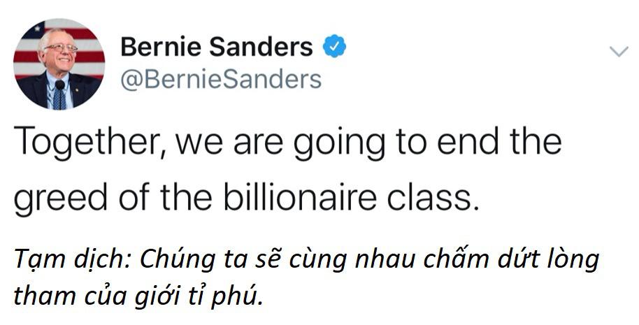 Sự trỗi dậy của Bernie Sanders và tương lai của nước Mỹ: Nền kinh tế lụn bại hay thị trường chứng khoán thăng hoa? - Ảnh 3.