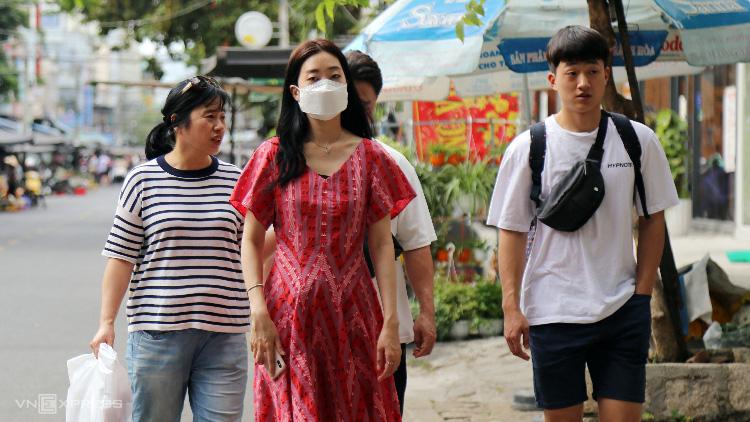 Lo ngại khách Hàn Quốc giảm mùa Covid-19 - Ảnh 2.