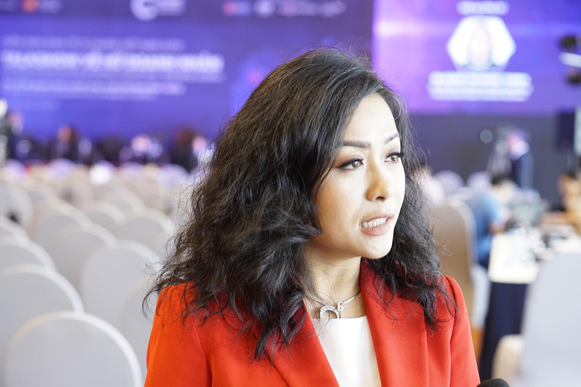 Bà Trần Uyên Phương trở thành cổ đông lớn của Yeah1 - Ảnh 1.
