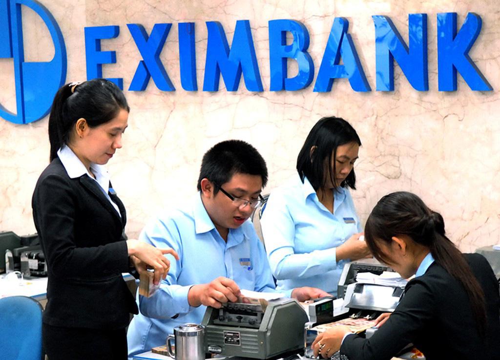 Ngân hàng Eximbank (nguồn: website Eximbank)