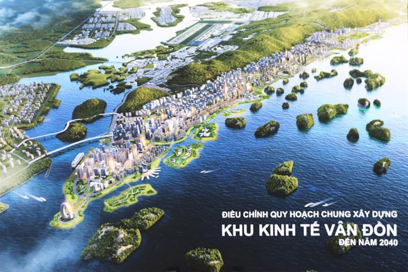 Chủ tịch UBND tỉnh Quảng Ninh: Biến Vân Đồn thành nơi đáng đầu tư, đáng đến và đáng sống - Ảnh 1.