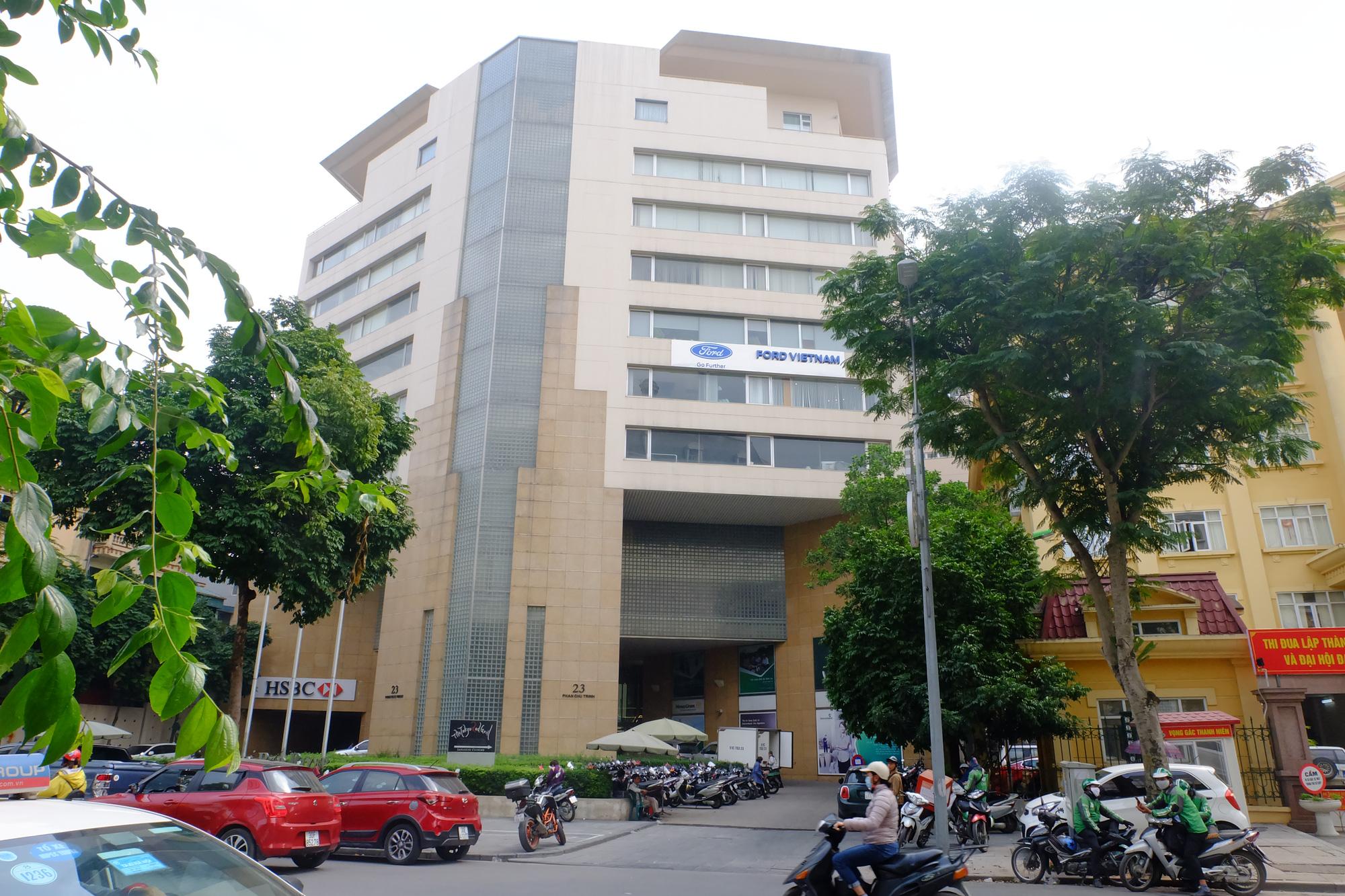 Những tòa nhà cho thuê văn phòng hái ra tiền ở Hà Nội - Ảnh 7.