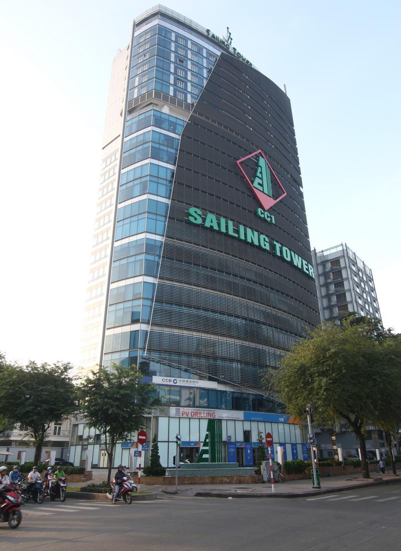 Được đảm bảo bằng cao ốc Sailing Tower, SHS ôm trọn lô trái phiếu 300 tỉ đồng của Tổng Công ty Xây Dựng số 1  - Ảnh 1.