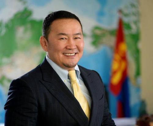 Tổng thống Mông Cổ được cách li sau chuyến công du Trung Quốc - Ảnh 1.