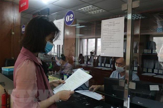 Hà Nội lên tiếng về việc doanh nghiệp đăng kí vốn 144.000 tỉ đồng - Ảnh 1.
