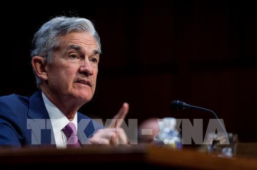 Chủ tịch FED cân nhắc hành động phù hợp hỗ trợ nền kinh tế Mỹ - Ảnh 1.