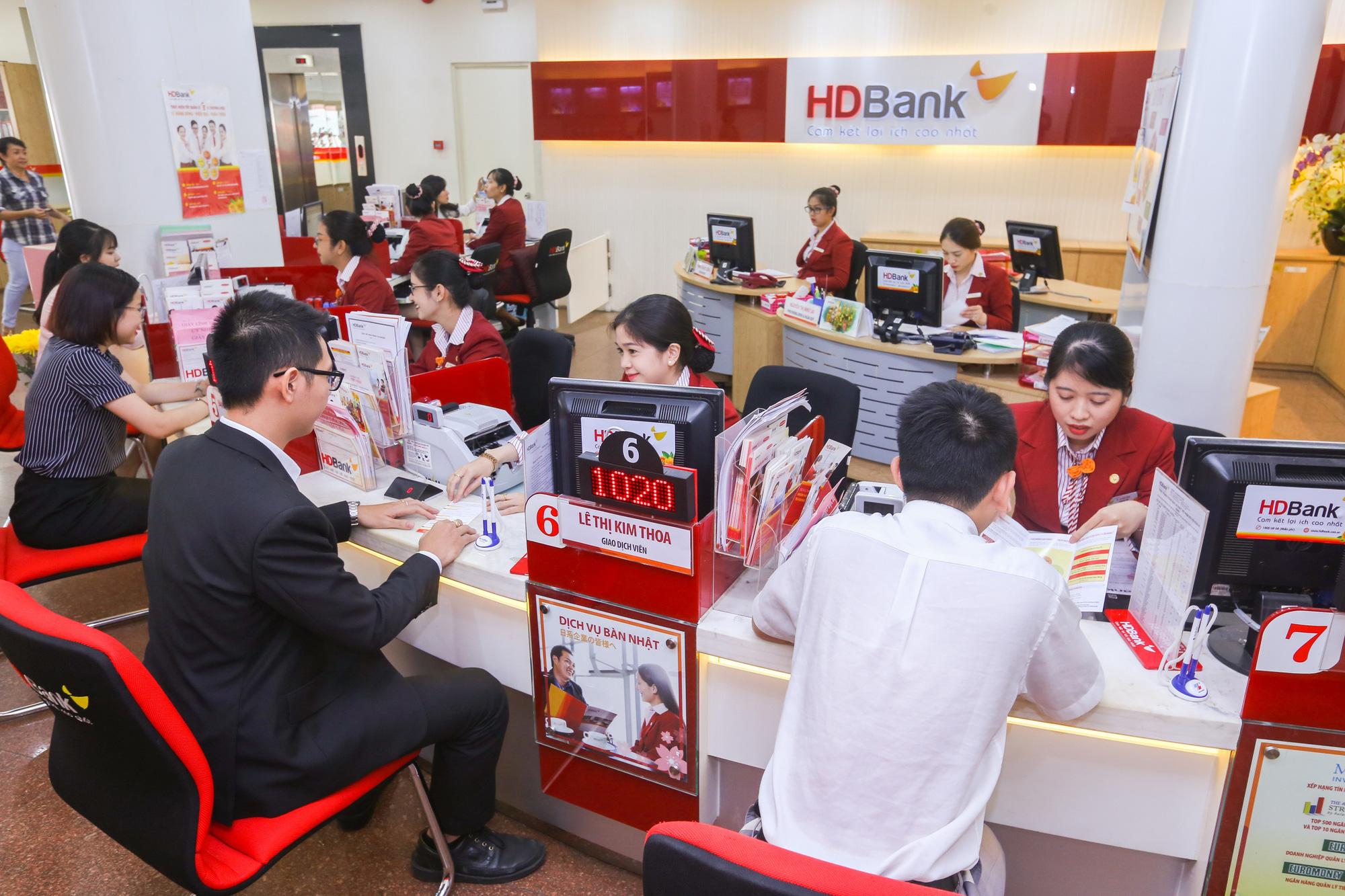 Lãi suất ngân hàng HDBank mới nhất tháng 2/2020 - Ảnh 1.