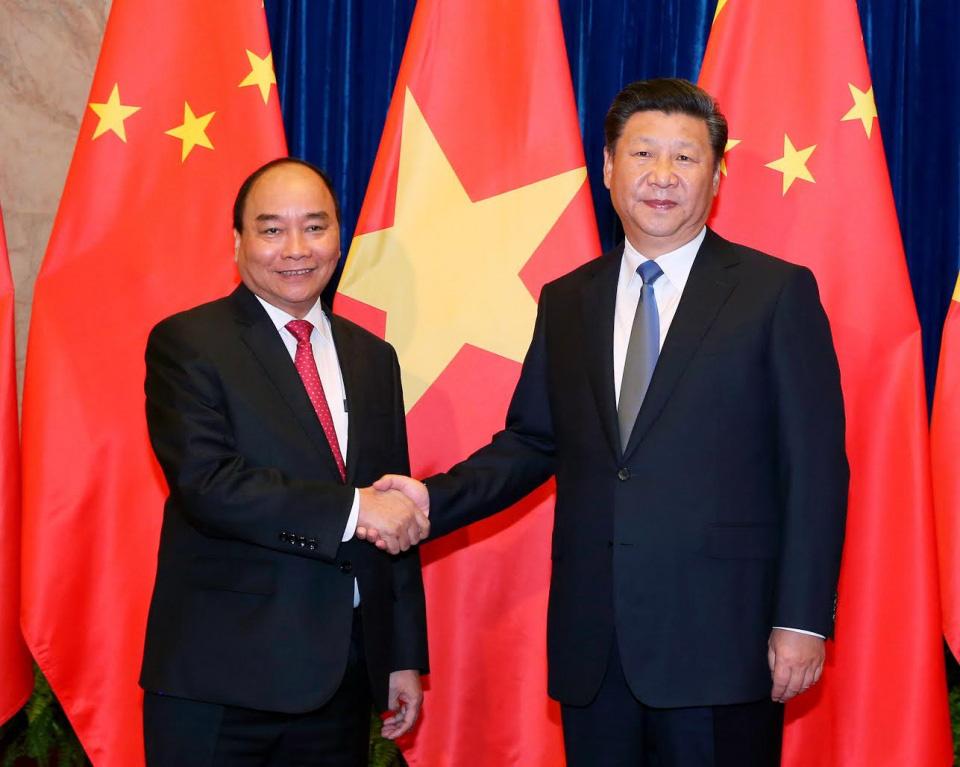 Hiệp định Thương mại giữa Việt Nam và Trung Quốc - Ảnh 1.