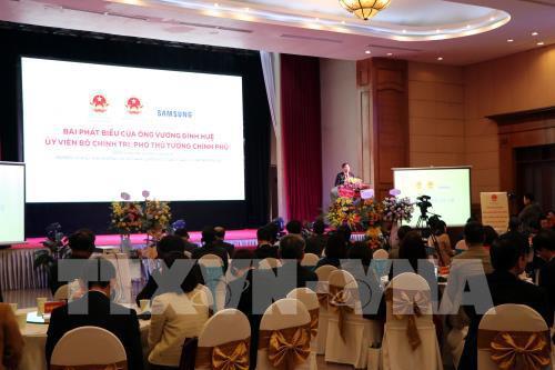 Tăng kết nối doanh nghiệp Việt trong chuỗi cung ứng toàn cầu - Ảnh 2.