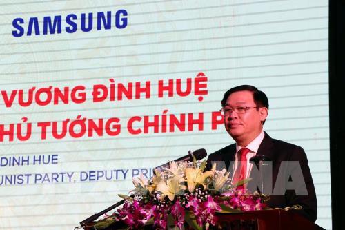 Tăng kết nối doanh nghiệp Việt trong chuỗi cung ứng toàn cầu - Ảnh 1.