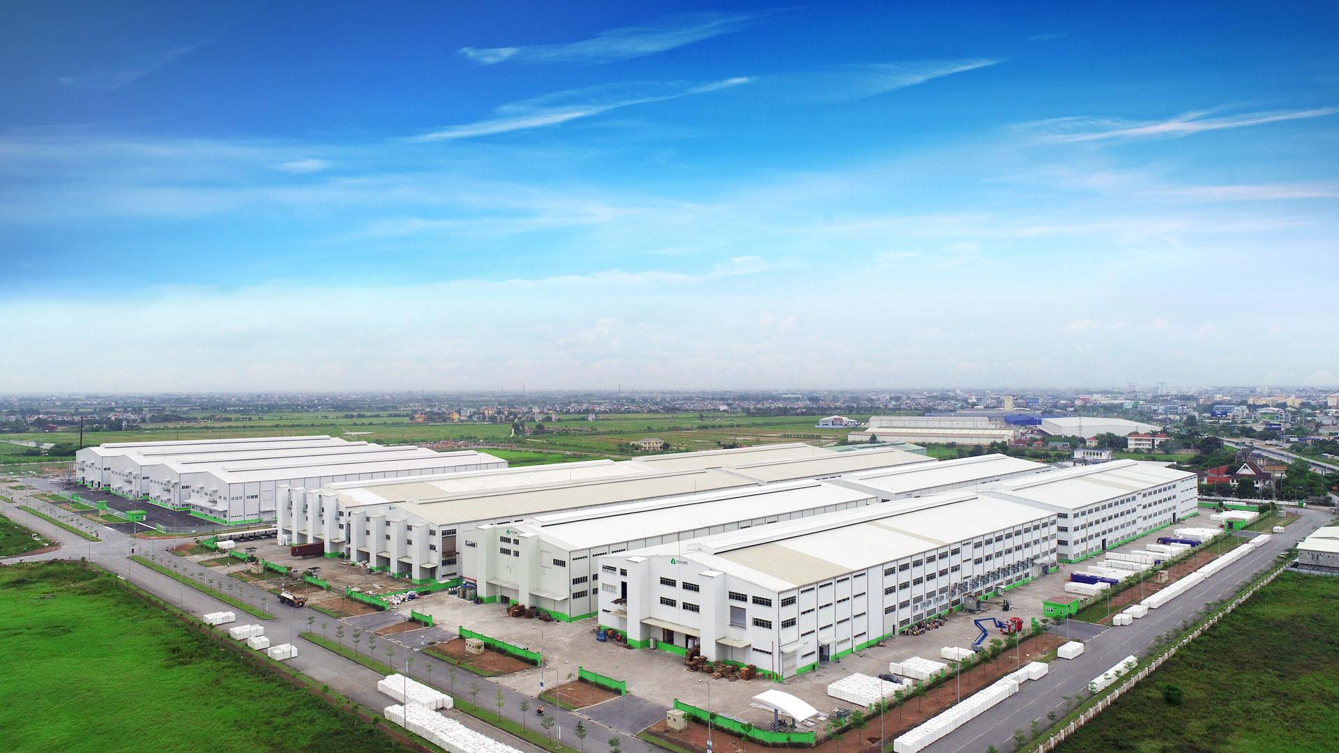Biên lãi gộp cho thuê KCN của Nhựa An Phát Xanh đạt 44% - Ảnh 1.