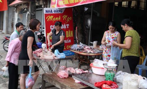 Giá lợn hơi sẽ xuống khoảng 60.000 – 70.000 đồng/kg vào tháng 4 - Ảnh 1.