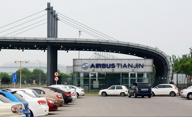 Airbus đóng cửa nhà máy ở Trung Quốc do lo ngại virus corona - Ảnh 1.