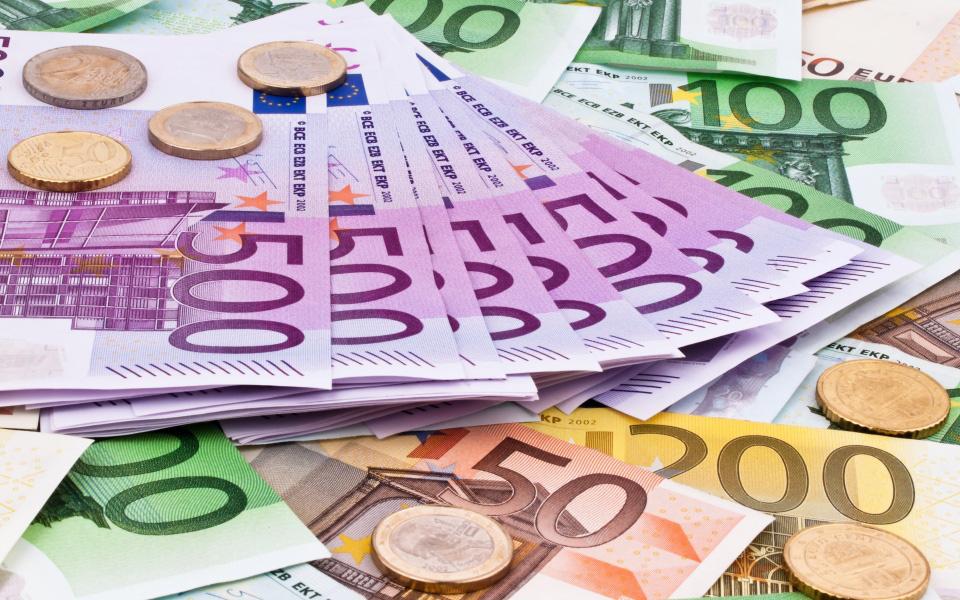 Tỷ giá đồng Euro hôm nay 5/2: Giá Euro trong nước tiếp tục giảm - Ảnh 1.