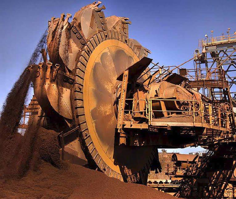 Giá thép xây dựng hôm nay (11/2): Giá quặng sắt tiếp tục giảm do nhu cầu suy yếu và lượng hàng tồn kho cao - Ảnh 1.