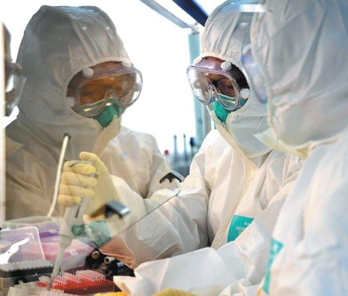 Trung Quốc ghi nhận trẻ sơ sinh nhiễm nCoV - Ảnh 1.