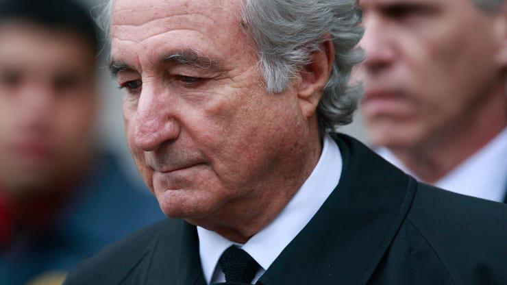 Vua lừa đảo Bernie Madoff xin ra tù sớm, nói rằng mình sắp chết - Ảnh 1.