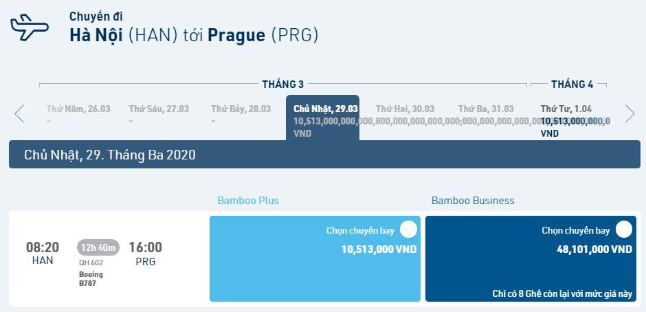 Cục Hàng không Việt Nam cấp phép cho Bamboo Airways bay thẳng Hà Nội – Praha - Ảnh 2.