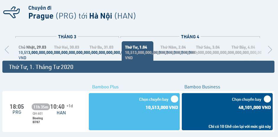 Cục Hàng không Việt Nam cấp phép cho Bamboo Airways bay thẳng Hà Nội – Praha - Ảnh 3.
