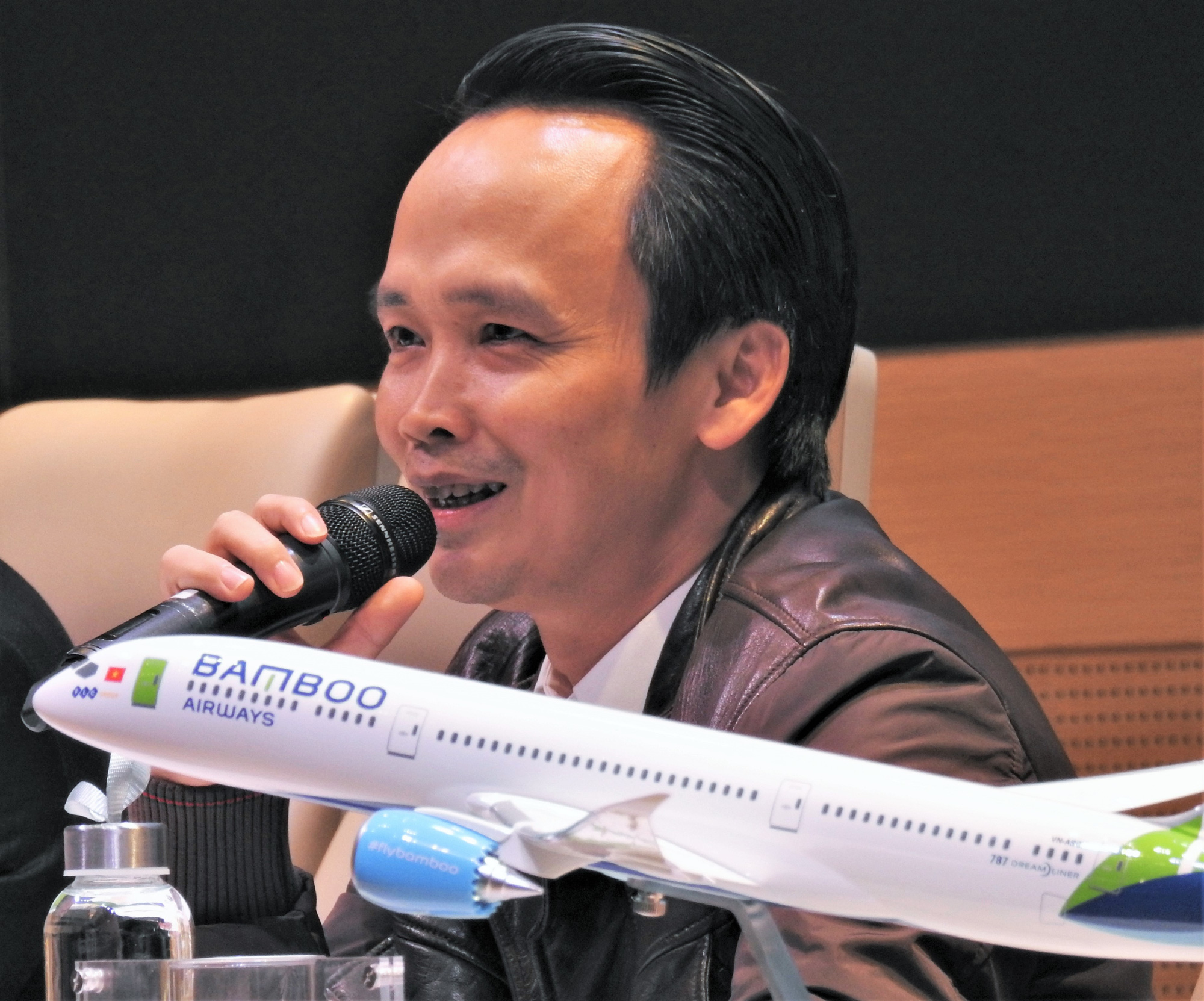 Bamboo Airways thông báo lãi 400 tỷ đồng trong năm COVID thứ nhất - Ảnh 1.